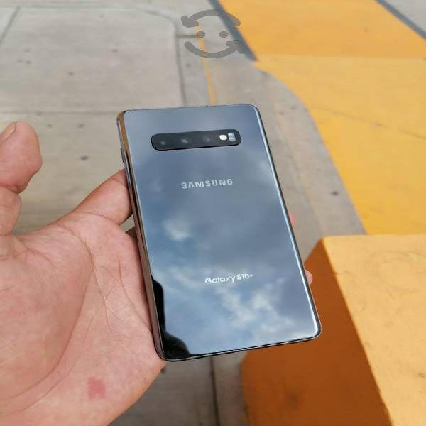 Galaxy s10 plus 512gb ceramic black