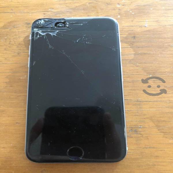 Iphone 6 con pantalla rota