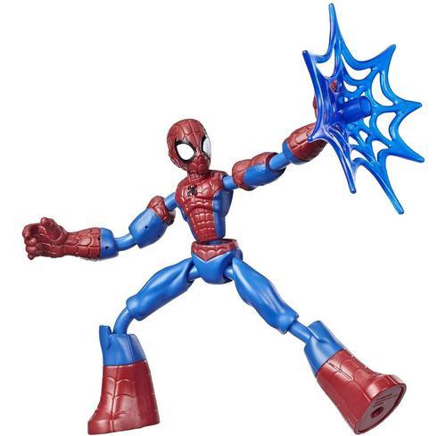 Marvel spiderman bend and flex spider man