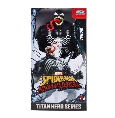 Marvel spiderman maximum venom titan hero series