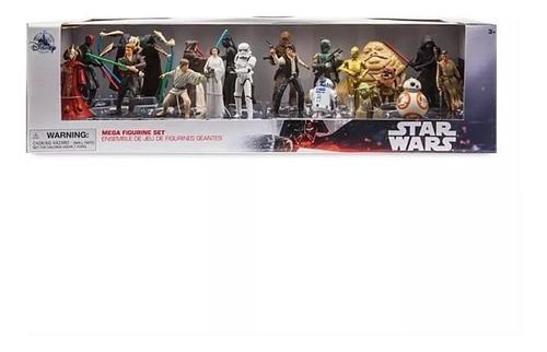 Mega set 20 figuras star wars disney store