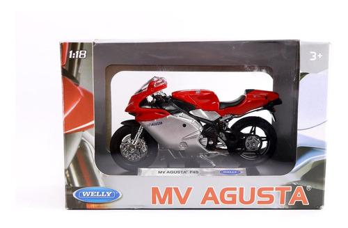 Motos welly escala miniatura coleccion