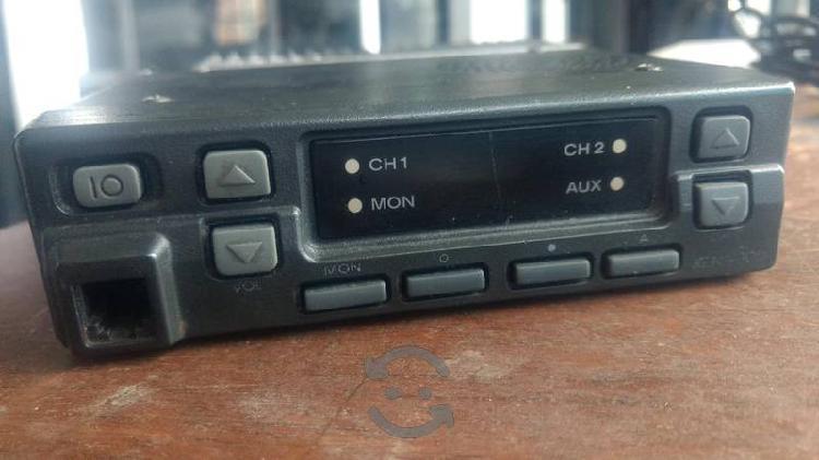 Radio móvil kenwood vhf