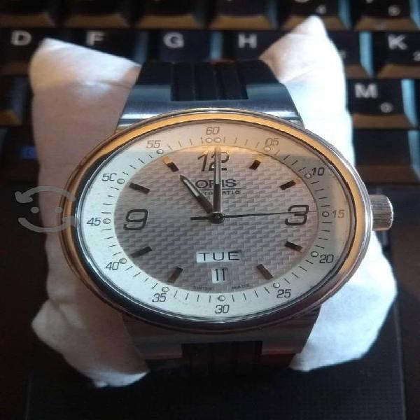 Reloj caballero oris f1 automatico suizo