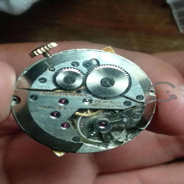 Reloj Suizo Benrus, ¡Vintage!