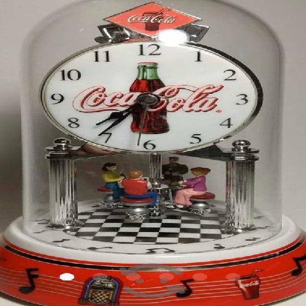 Reloj coca cola retro