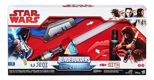 Star wars sable de luz bladebuilders camino de la fuerza 2-1
