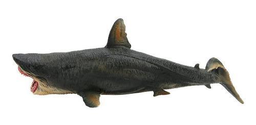 Vida marina, juguetes tiburón, minatura tiburón, coll cole