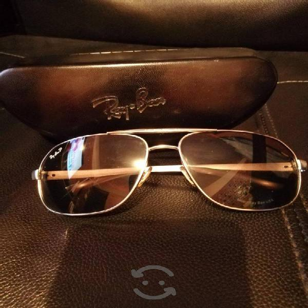 Gafas ray-ban aluminio