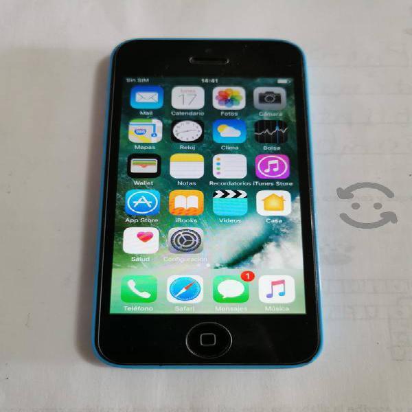 Iphone 5c de 16gb
