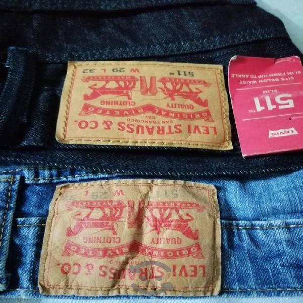 Pantalón de mezclilla levis original