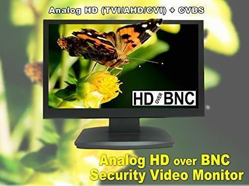101av 21.5 pulgadas analógico hd monitor led de seguridad