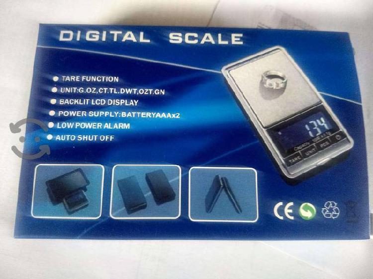 Báscula 300g x 0.01g joyero lcd digital portátil ¡