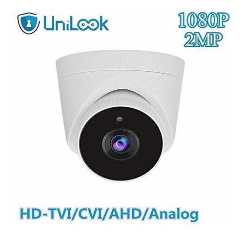 Cámara cctv hd 1080p 2mp 4 en 1