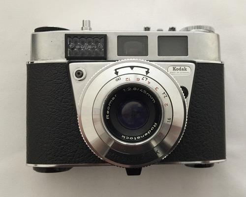 Cámara Kodak Antigua Vintage Retinette Ib