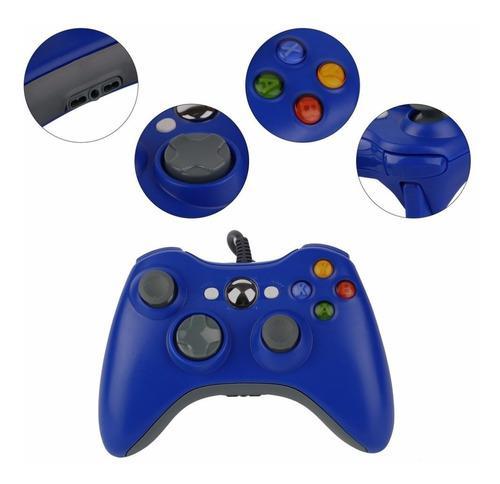 Control para xbox 360 alambrico compatible pc
