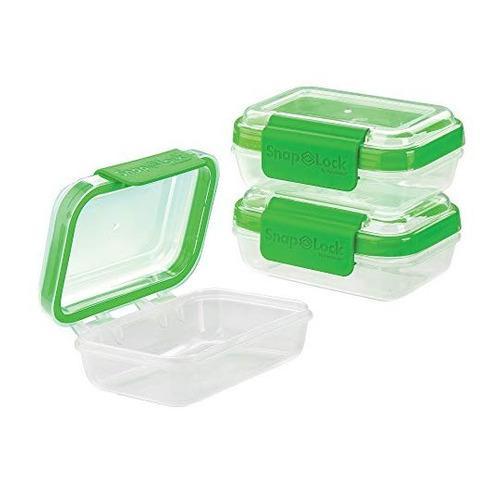 Progressivesnaplock 1-cup contenedor de almacenamiento,