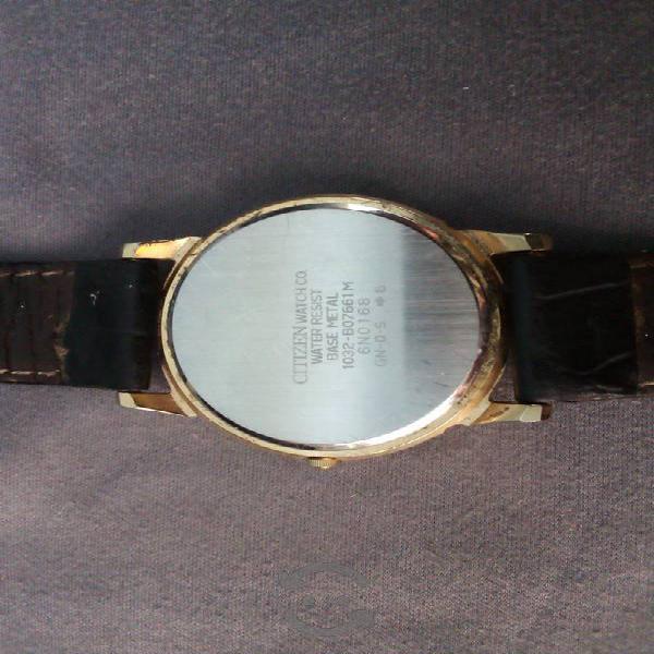 Reloj citizen cuarzo original