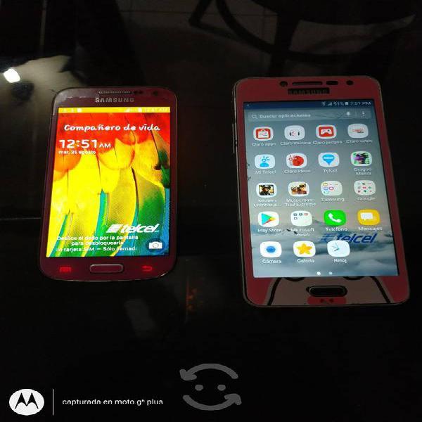 Samsung s4 mini y gran prime+