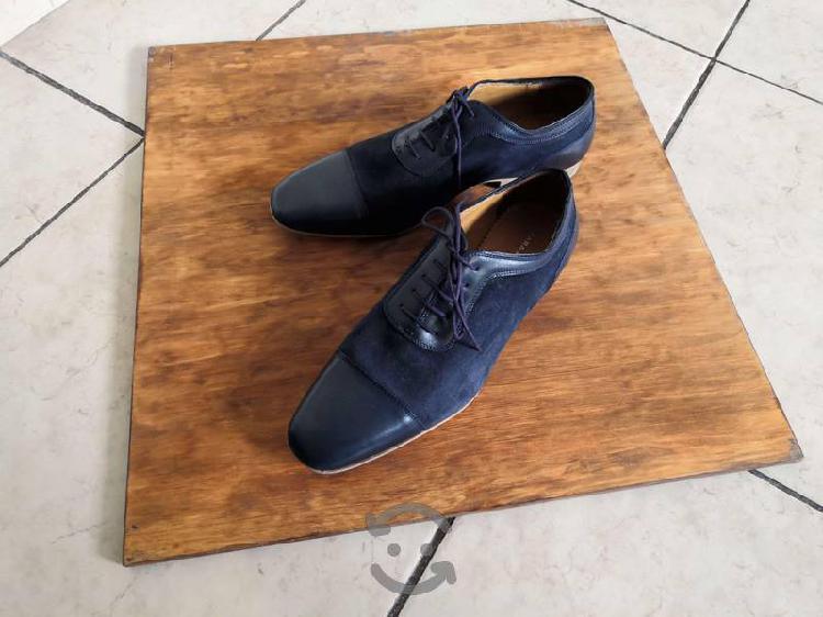 Zapatos de vestir zara / seminuevos