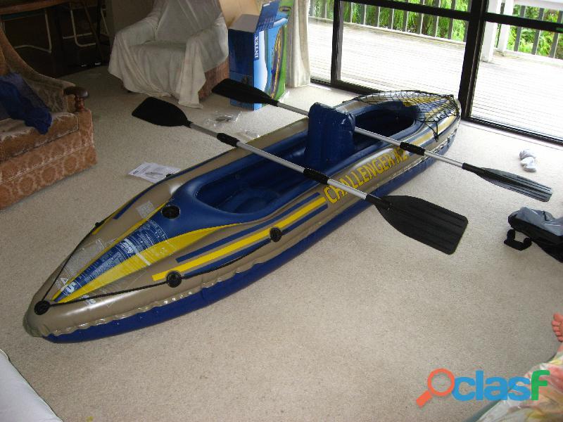 Kayak Intex Challenger K2 3