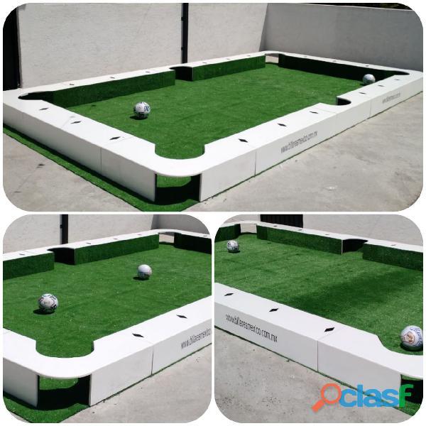 Mesa gigante para jugar futbol