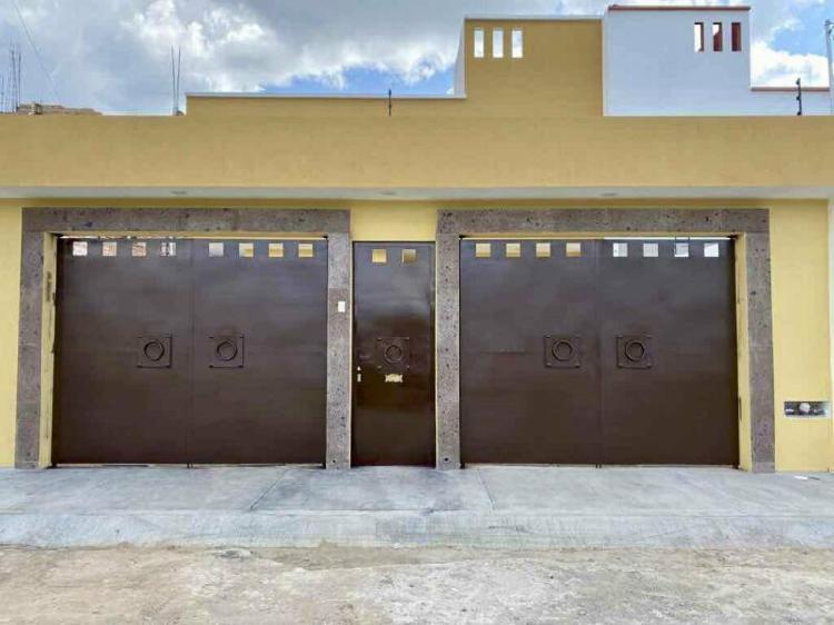 Casa nueva muy amplia en venta colonia granjas banthi