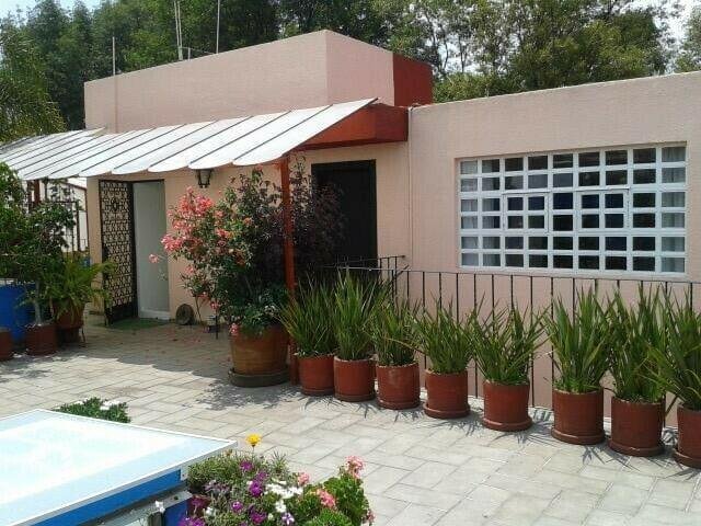 Estudio amueblado en centro de coyoacán