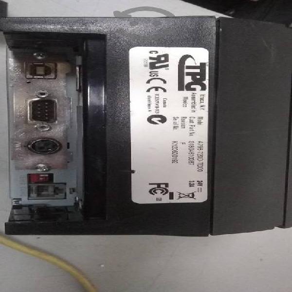 Impresora termica tpg para checar