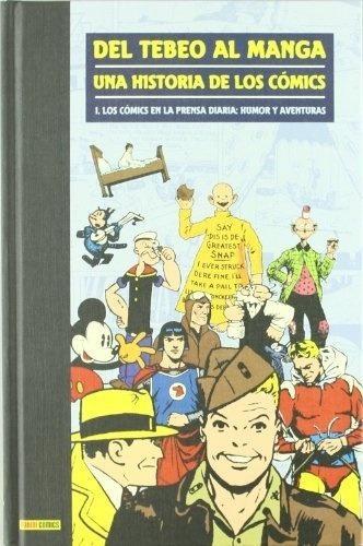 Libro - comic del tebeo al manga 01 una historia de losics