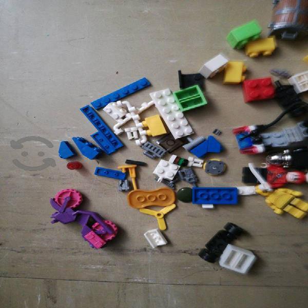 Lote lego y genérico