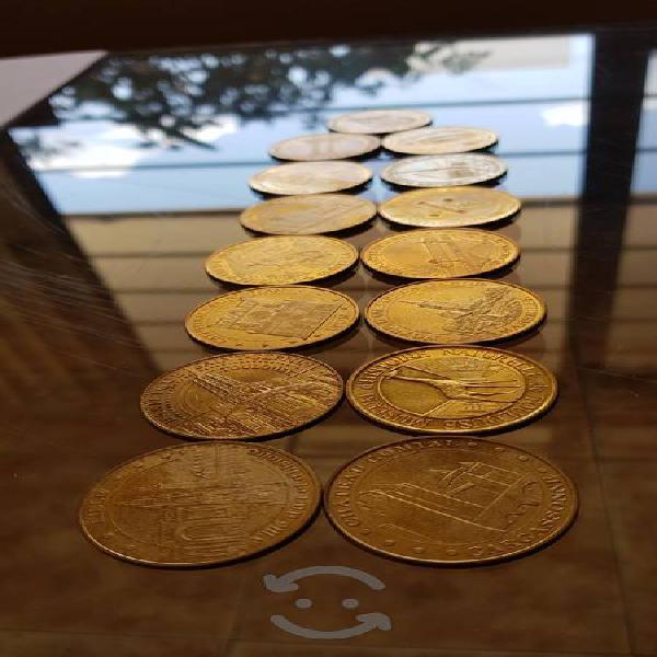 Monedas conmemorativas europa