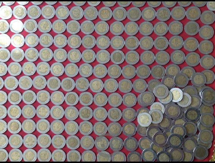 Monedas del bicentenario (individuales)