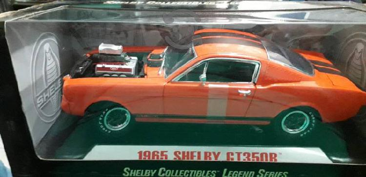 Mustang shelby gt 350 r escala 1/18
