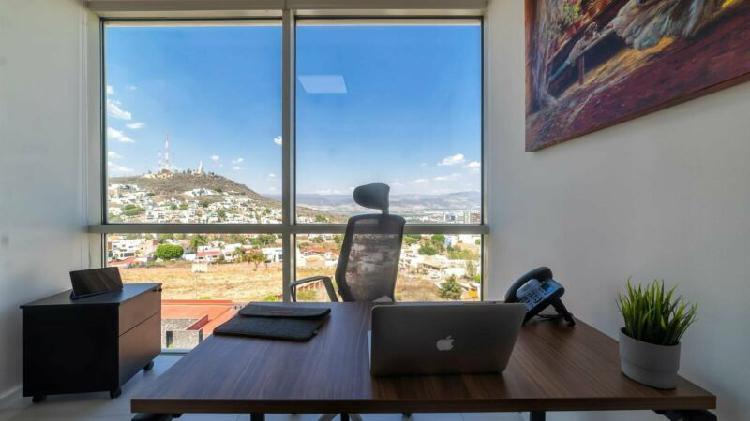 Oficinas desde $7,050 mensuales en león, guanajuato
