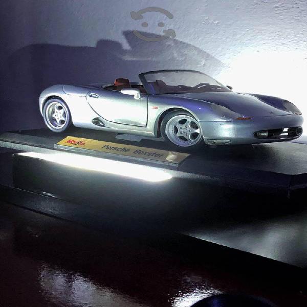 Porsche boxster maisto 1/18
