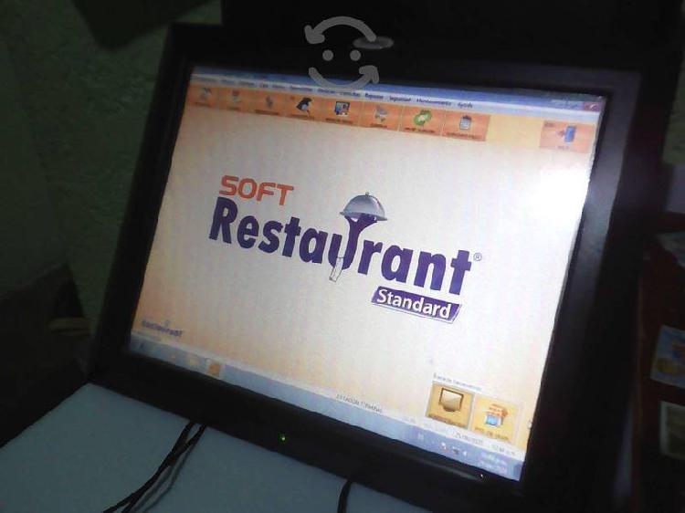 Punto de venta para restaurante y tiendas