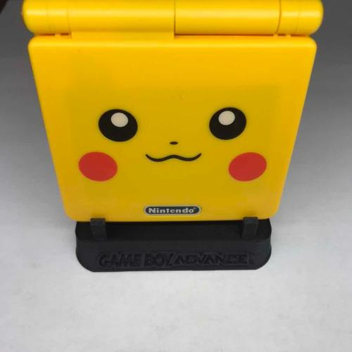 Stand / base gameboy advace, gameboy advance sp
