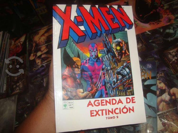 X men agenda de extincion tomo 2