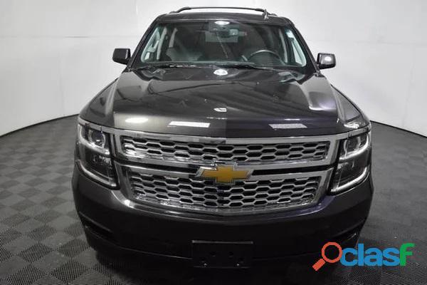 Chevrolet suburban año 2017