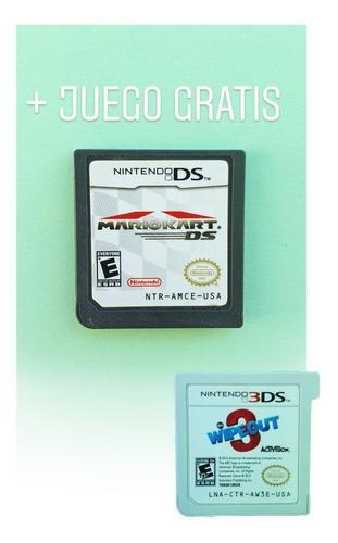 Mario kart nintendo ds gratis juego wipe out