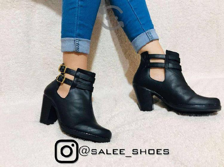 Botines y botas para mujer
