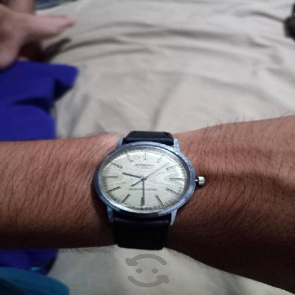 Reloj steelco 17 jewels vintage mecanico