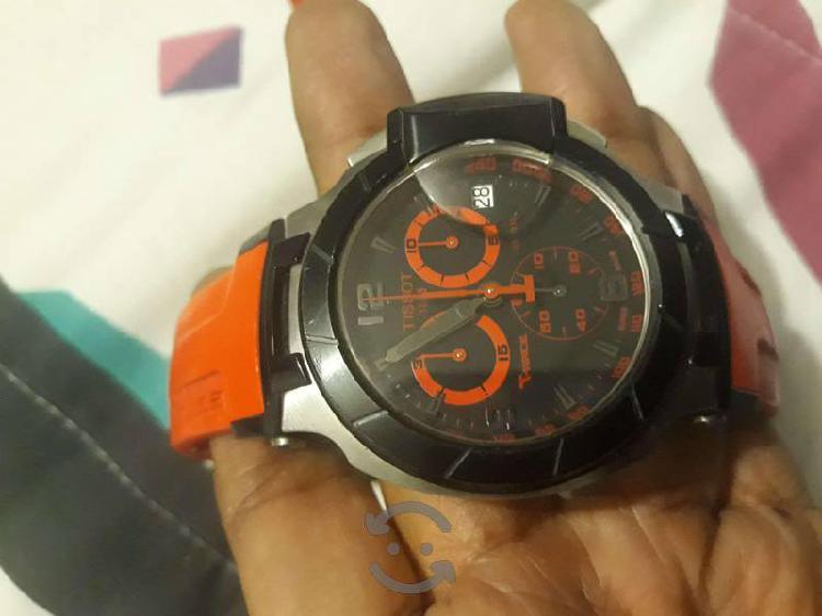 Reloj tissot t-race original como nuevo sin caja