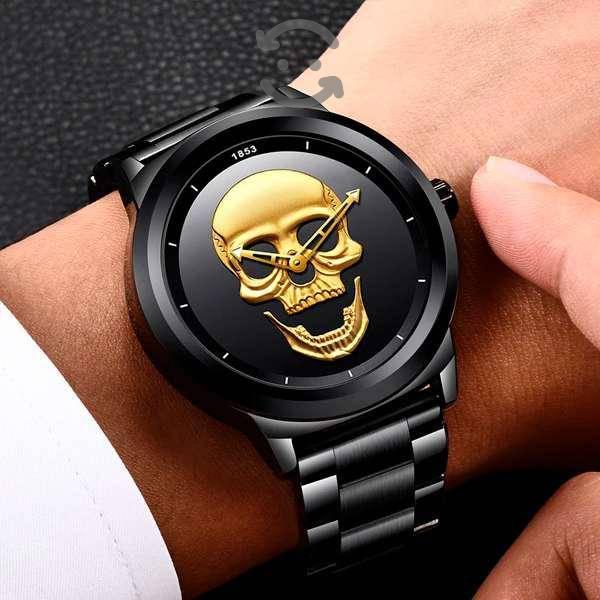 Relojes morte 3d