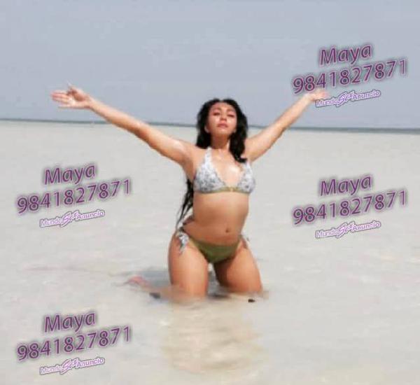 Trans maya escort PRINCESA playa del carmen.