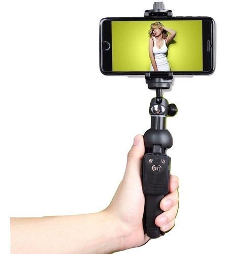 Tripie selfie stick bluetooth profesional samsung iphone