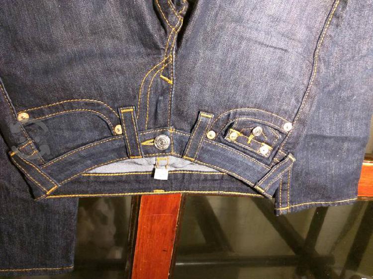 Pantalón true religión original skinny entubado
