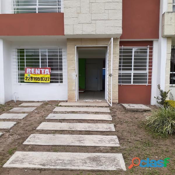 Rento Casa Unifamiliar en Fracc. La Pradera, Xalapa,Ver. 1