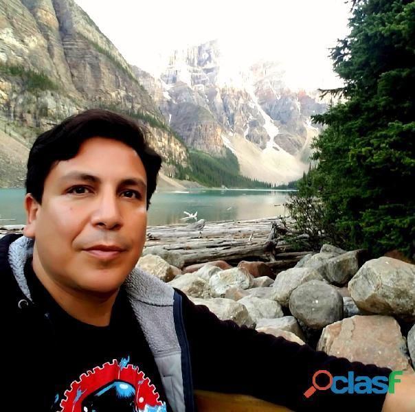 Busco Gay o Bisexual activo para vivir juntos en Canada